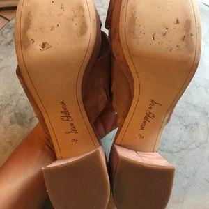 8b7274d4ccf8 Sam Edelman Shoes - Sam Edelman Jayne Platform Slide Sandal